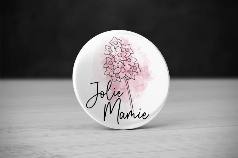 Badge Jolie Mamie